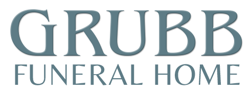 grubb funeral home in Wytheville, Virginia logo
